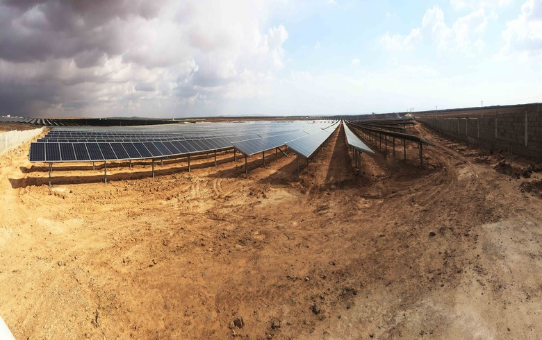UPDATE - Fin close reached on 50-MW solar project in Jordan