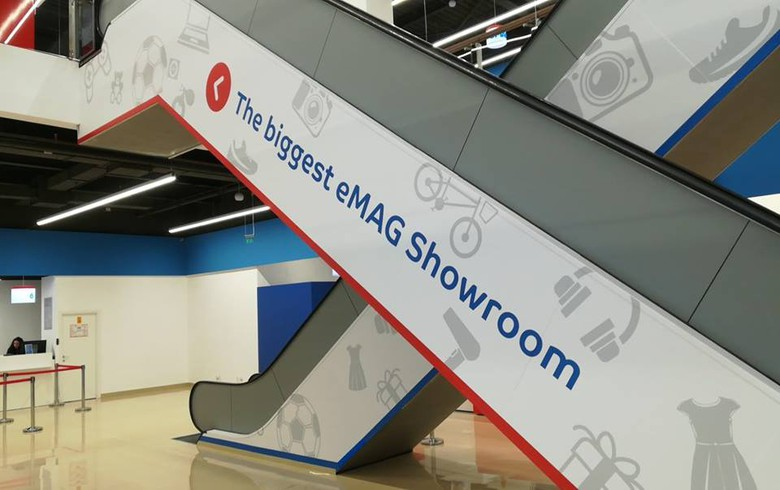 eMAG to open its biggest Apple Shop in Romania
