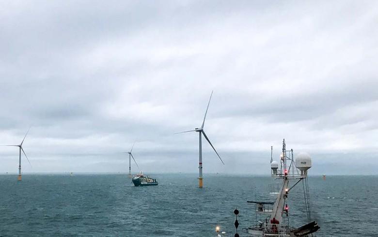 Belgium's 219-MW Northwester 2 offshore wind park feeds 1st power