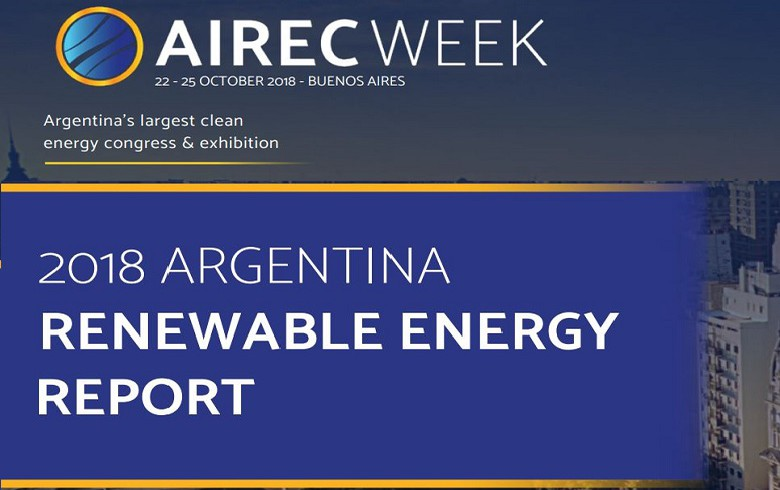 REPORT - Renewable energy in Argentina 2018