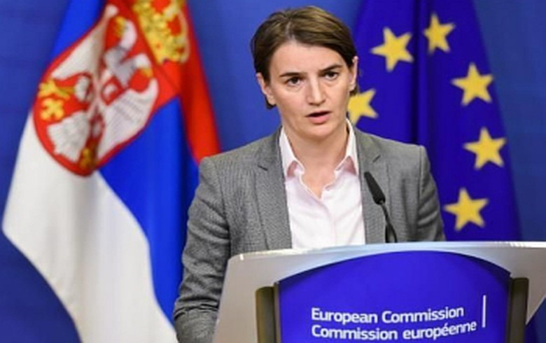 Serbia requests CEFTA consultations over Kosovo's import tax - PM Brnabic