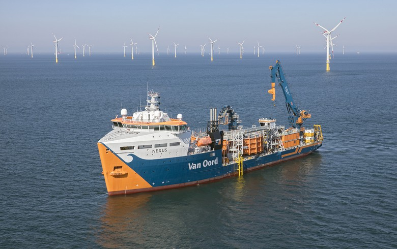 Van Oord lands inter-array cables deal for Borssele I&II