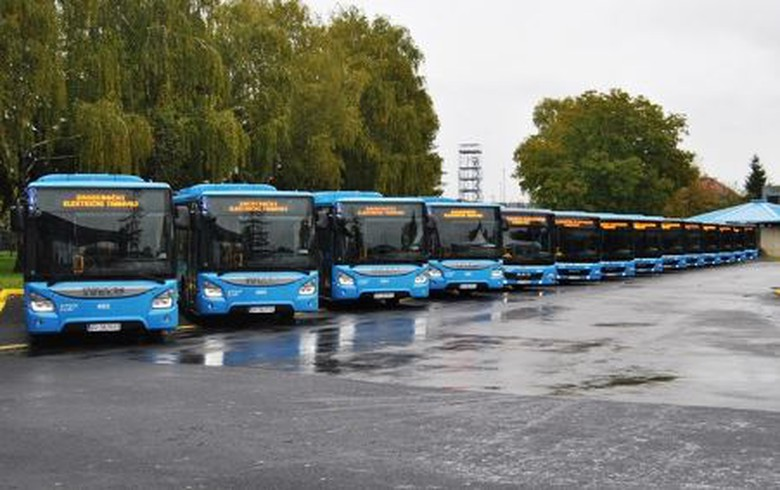 Zagreb transport company procures 15 new buses with EU aid
