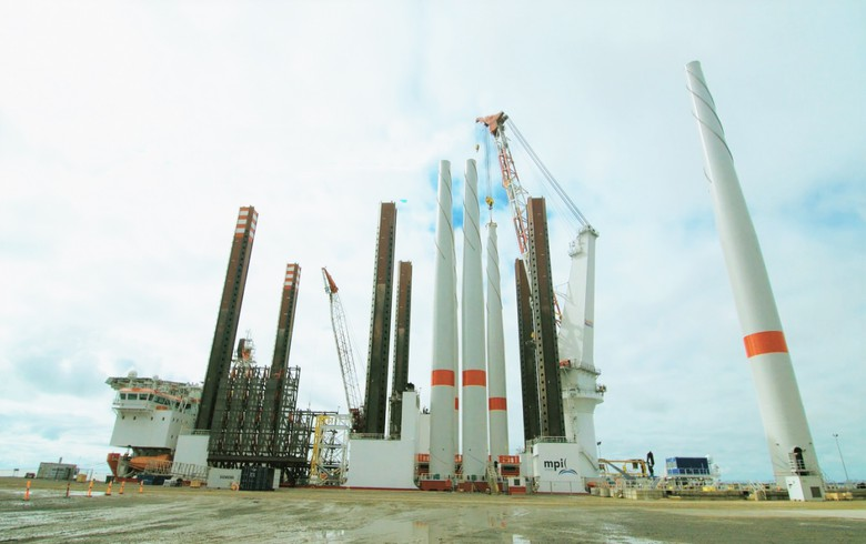 FairWind to help Siemens Gamesa in Formosa 1's turbine pre-assembly