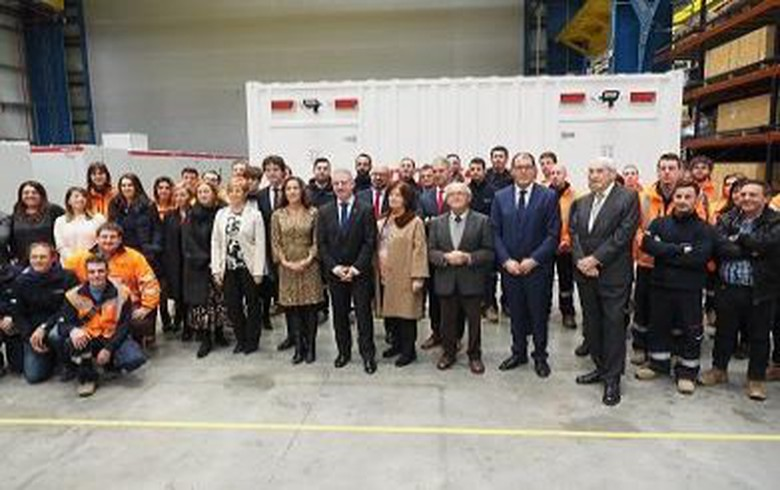 to-the-point: Ingeteam opens power converters factory in Spain
