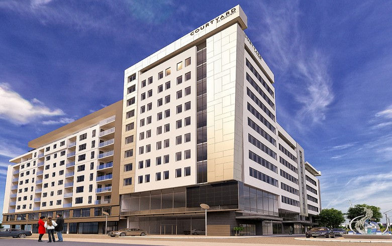 Courtyard By Marriott Opens In Bosnia S Banja Luka Report