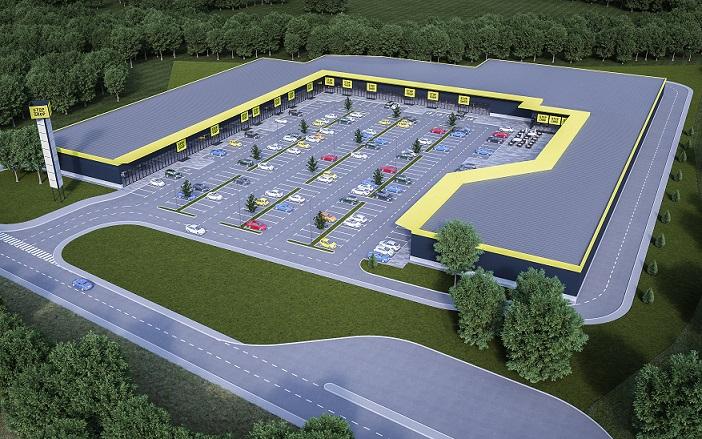 Austria's Immofinanz to open three retail parks in Serbia