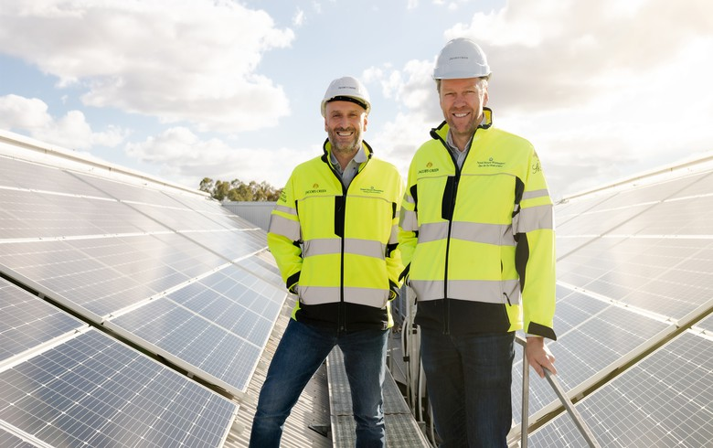 Pernod Ricard Winemakers reaches 100% renewable electricity