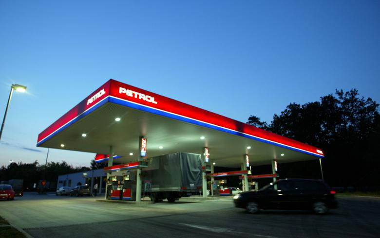 Slovenia's Petrol Group targets rise in net profit next year