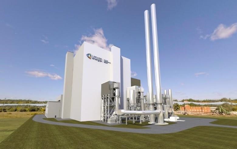 Lietuvos Energija breaks ground on Vilnius CHP scheme