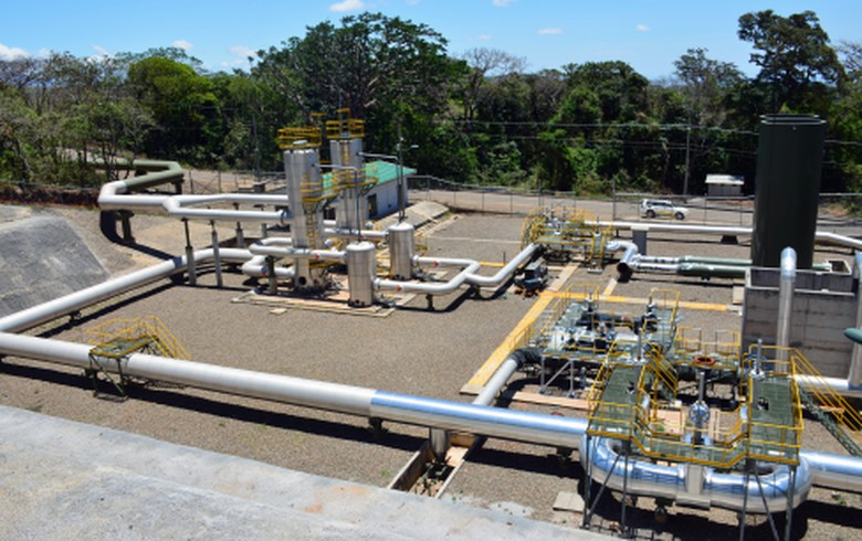 Costa Rica's 55-MW geothermal project nearing completion
