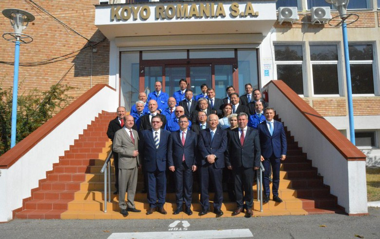 Japan's JTEKT to expand capacity of bearings factory in Romania