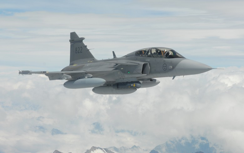 Sweden offers to supply 8 new Gripen C/D fighter jets to Bulgaria