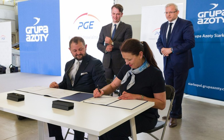 Poland's PGE to build 5-MW solar park with corporate PPA