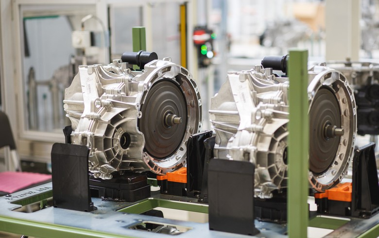 Daimler launches production of new type of automatic gearbox in Romania
