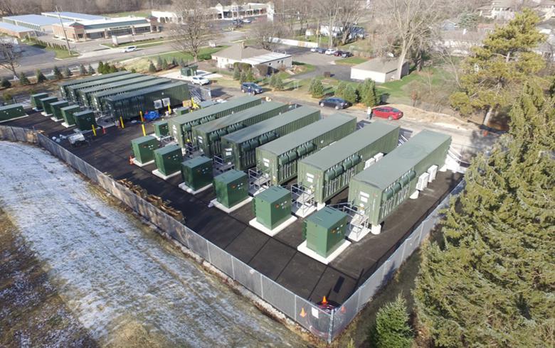 EDF RE sets up solar-plus-storage unit