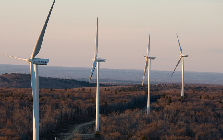 TransAlta Renewables' Q2 net profit halves, adj FFO up 10%