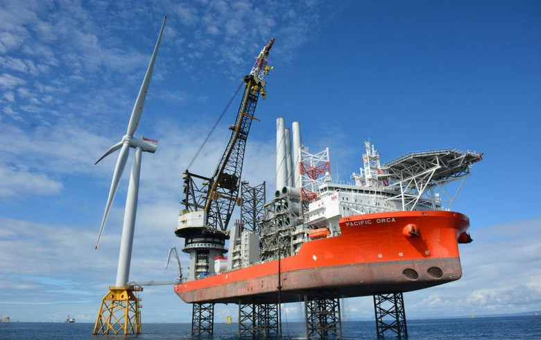 SSE applies for permit to assess Irish sites' offshore wind suitability