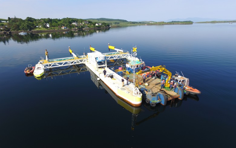 SME to test tidal platform in Canada after Scottish campaign