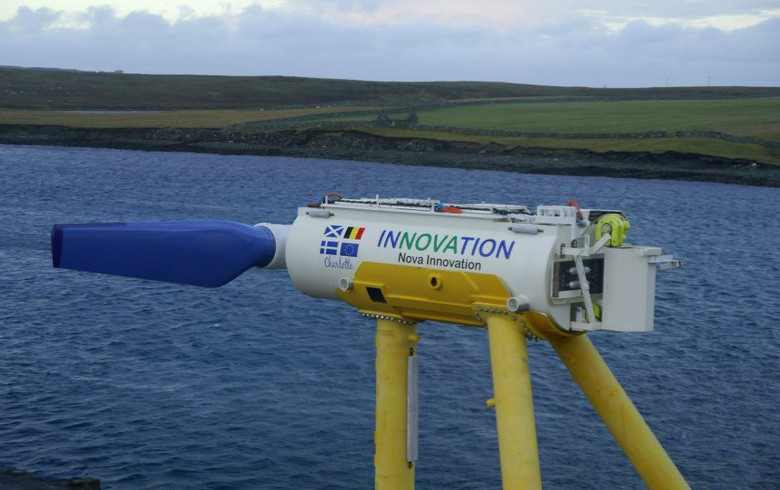 Tidal array project in Scotland gets EC blessing for next stage of work