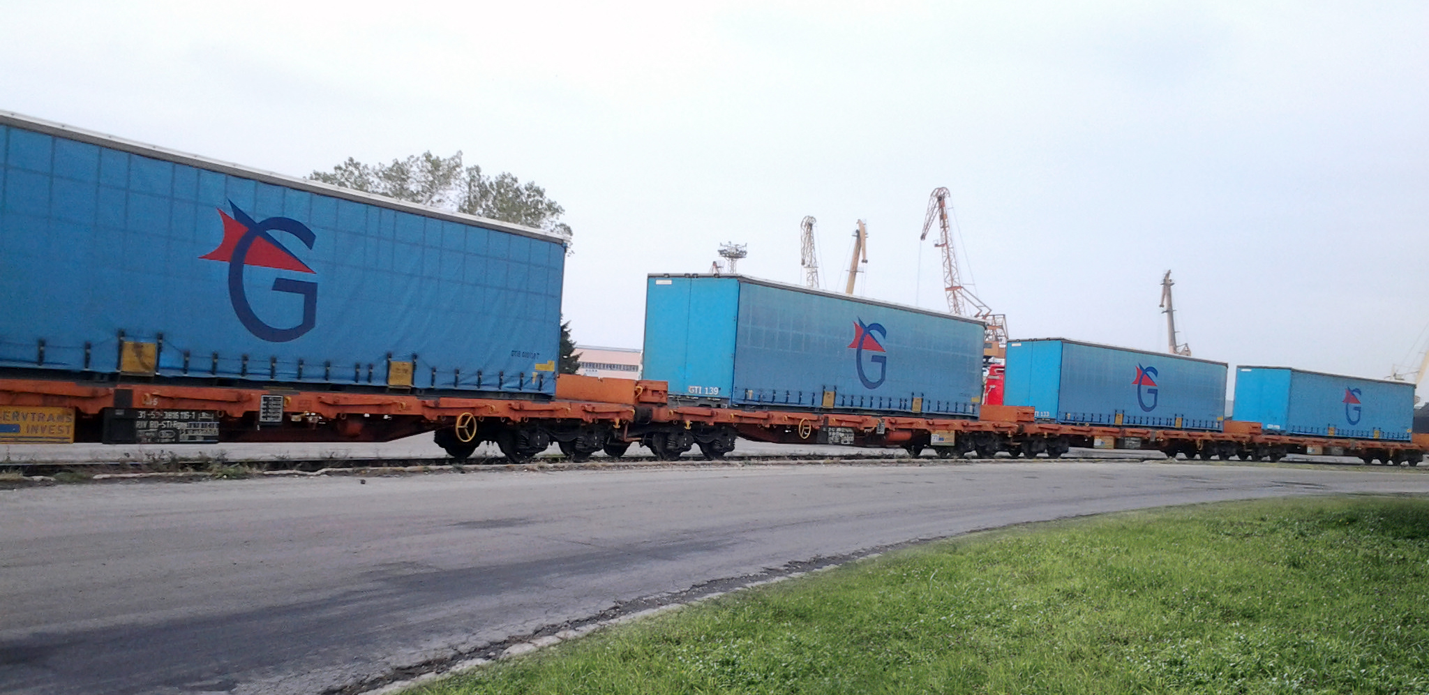 Complaint delays awarding concession on Bulgaria's Plovdiv intermodal terminal
