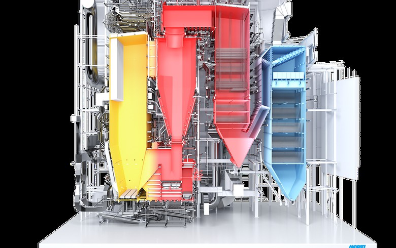 Andritz gets boiler supply order for biomass project in Japan
