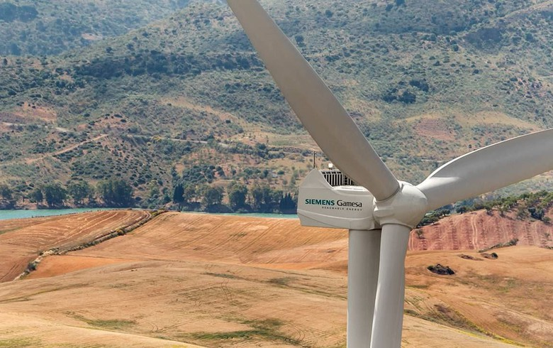 Falck orders Siemens Gamesa turbines for 10-MW Spanish wind farm