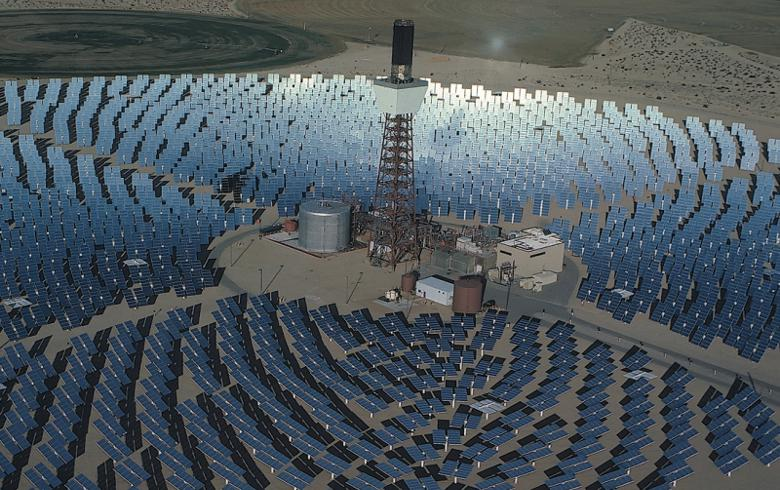 Pacific Green Technologies acquires Chinese CSP project developer