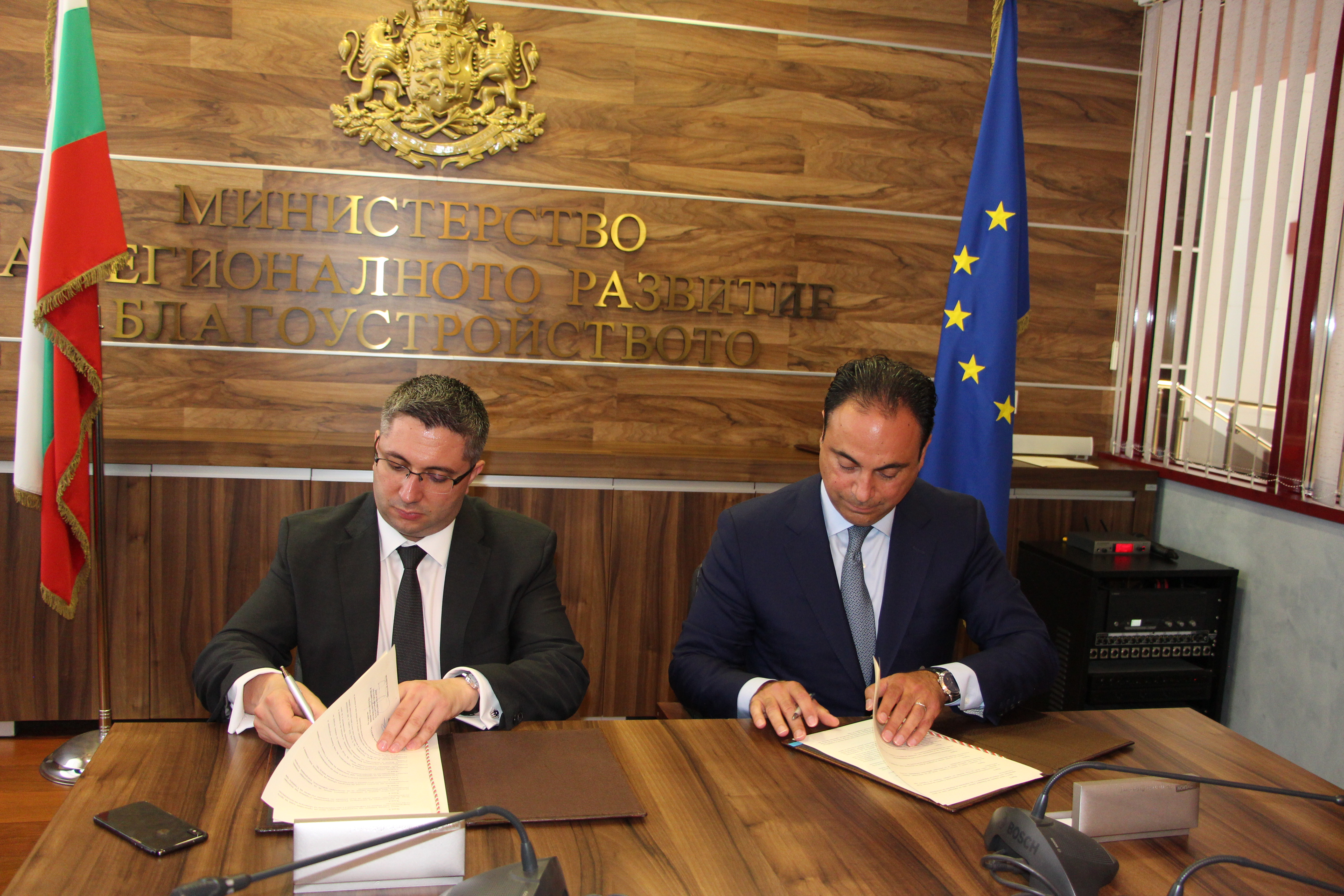 Bulgaria signs framework agreements for infrastructure projects with Chinese companies