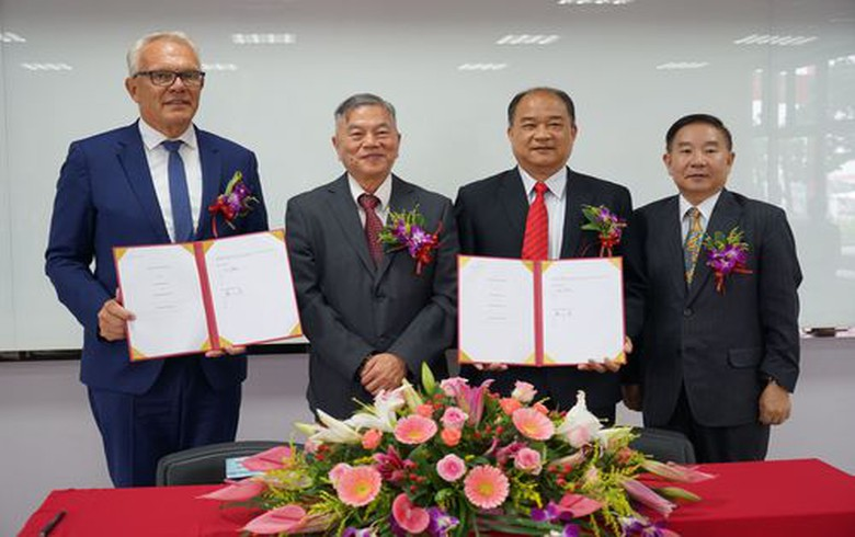 Bladt forms JV for offshore wind foundations in Taiwan