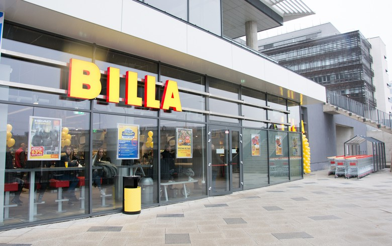 Billa Bulgaria to invest over 17 mln euro in expansion in 2019