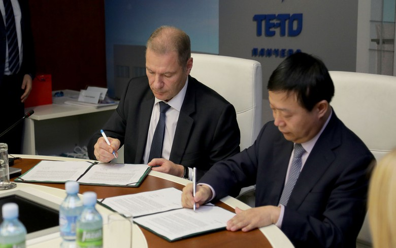 Shanghai Electric to build gas-fired TPP in Serbia