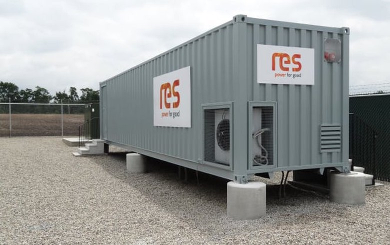 RES to build energy storage facility for LRT line in Ontario