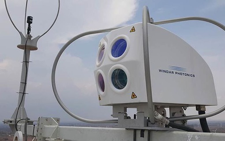 Windar bags order for 100 WindVision systems in China