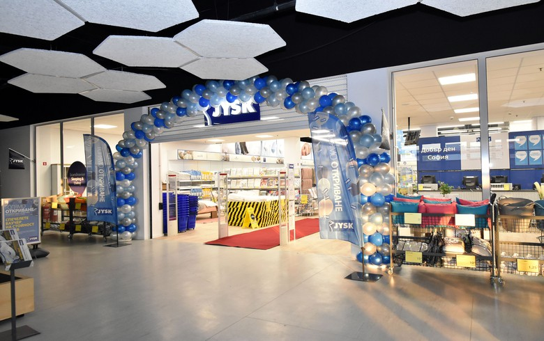 JYSK Bulgaria opens 21st store, to open one more by end-Aug