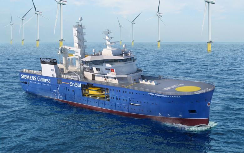 Romania's Damen Shipyards Galati to deliver second vessel