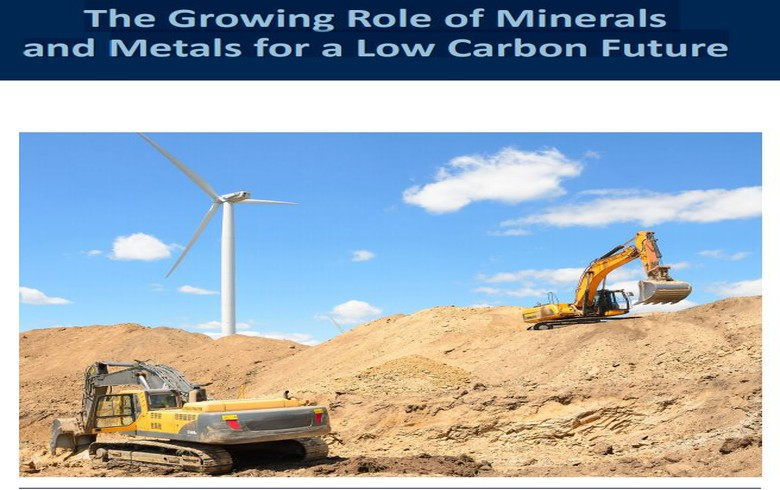Clean energy transition to boost demand for minerals - World Bank report