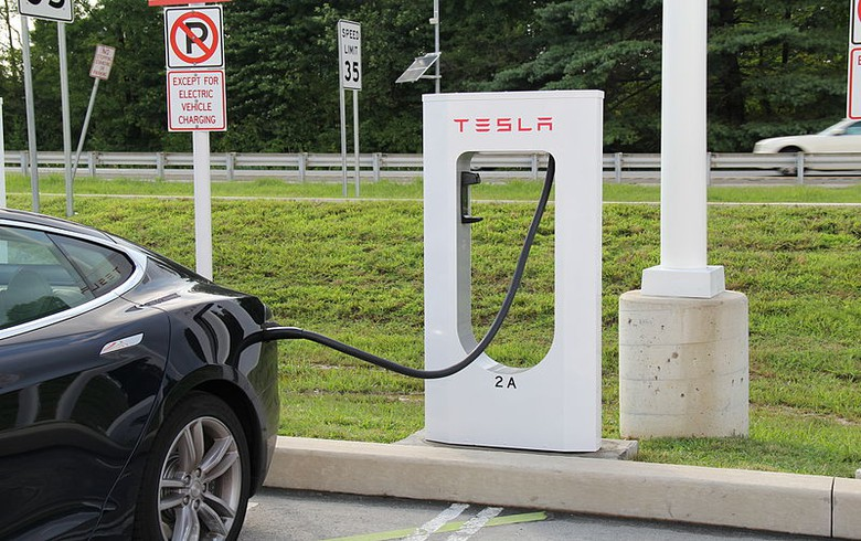 Tesla launches first two supercharger stations in Serbia