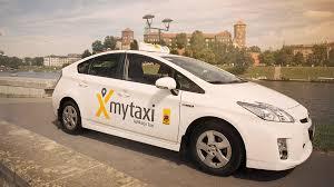 Daimler's mytaxi buys Romanian app Clever Taxi