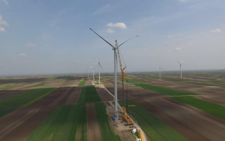 Elicio starts operation of Serbia's Alibunar wind farm - energy min