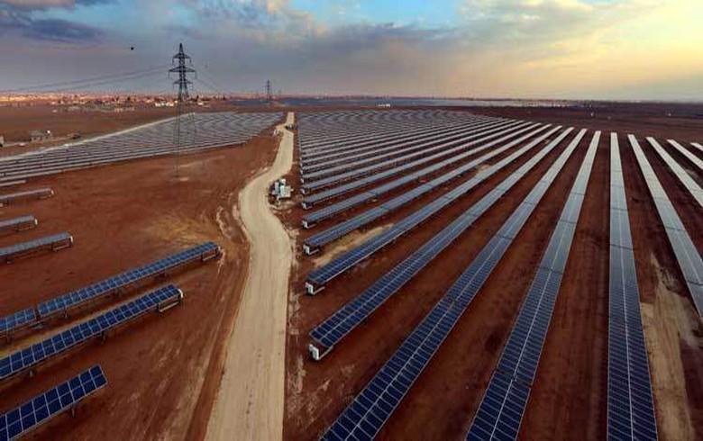 ACWA Power brings live 50-MW solar park in Jordan
