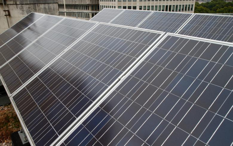"London to be zero carbon city by 2050 through ""solar revolution"""
