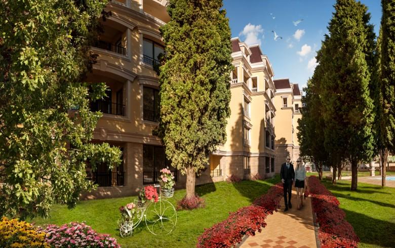 Bulgaria's Holding Varna buys 2.42% stake in Sv. Sv. Konstantin i Elena Holding