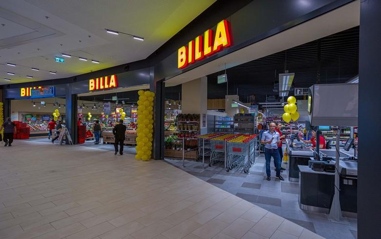 Billa Bulgaria opens its biggest store in Mall of Sofia