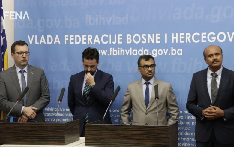Bosnia's BH-Gas, ArcelorMittal Zenica sign $43 mln natgas supply contract