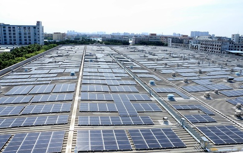 EDF buying majority stake in 77 MW of Chinese DG solar