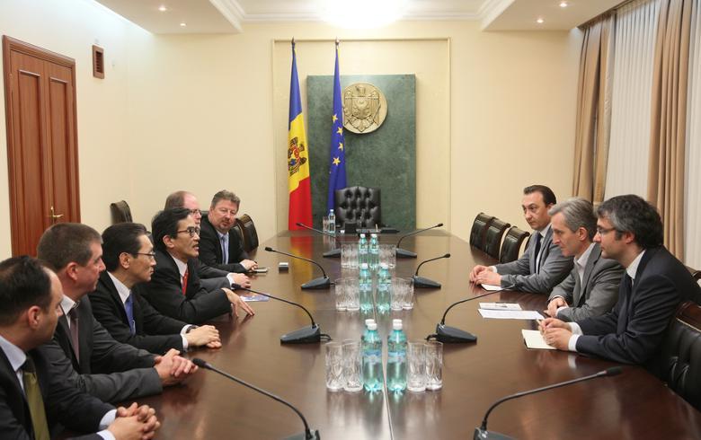 Sumitomo Electric Bordnetze plans to build car cable plant in Moldova - govt