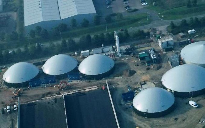 Macquarie takes control of UK biogas producer BioCow