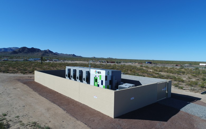 Arizona Public Service wants 850 MW of battery storage by 2025