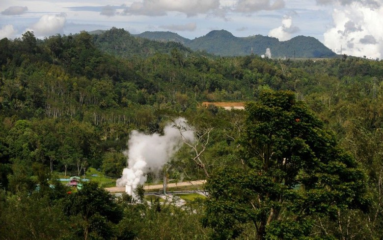 ADB backs 80-MW Indonesian geothermal project